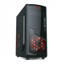 Case ATX Gamer AC00UAH Tower